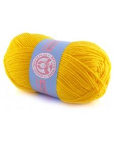 Włóczka Super Baby kolor 029 żółty