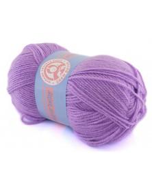 Włóczka Super Baby kolor 056 fiolet