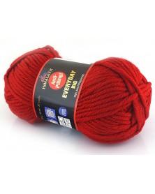 Włóczka Everyday BIG kolor czerwony 815
