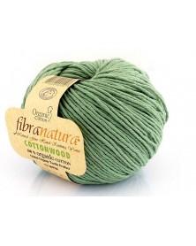 Cottonwood kolor zgaszona zieleń 112