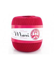 Kordonek Maxi kolor czerwony malinowy 6358