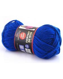 Włóczka Everyday BIG NEON  kolor niebieski 01