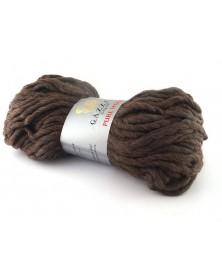 Włóczka Pure Wool Gazzal kolor 5246 brąz