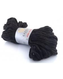 Włóczka Pure Wool Gazzal kolor 5243 ciemny brąz
