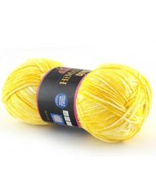 Włóczka Denim kolor żółty 19