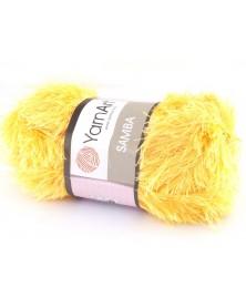 Włóczka Samba kolor żółty 47