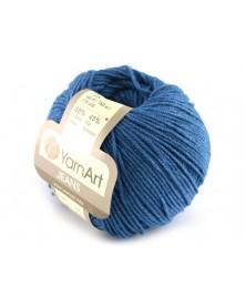 Włoczka Jeans Yarn Art kolor granat 17
