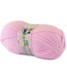 Włóczka Super Baby kolor 093 różowy