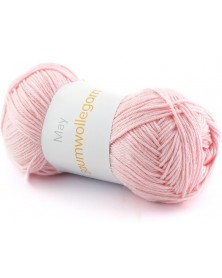 Włóczka Baumwollegarn kolor 76 różowy