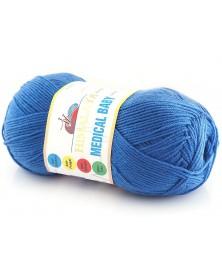 Włóczka Medical Baby kolor 21 niebieski ciemny