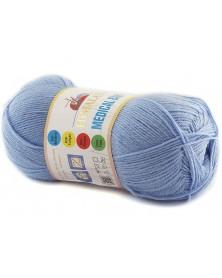 Włóczka Medical Baby kolor 38 niebieski