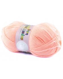 Włóczka Super Baby kolor 038 łosoś
