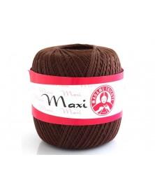 Kordonek Maxi kolor czekoladowy brąz 4916