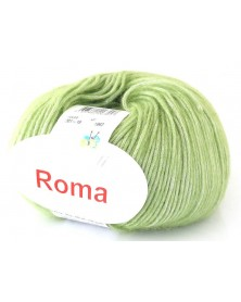 Włóczka Roma kolor 16 zielony