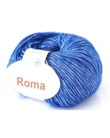 Włóczka Roma kolor 12 szafir