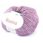 Włóczka Roma kolor 18 fiolet