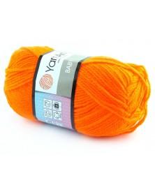 włóczka Baby YarnArt 8279neonowy pomarańcz