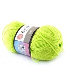 włóczka Baby YarnArt 13854 jasny zielony
