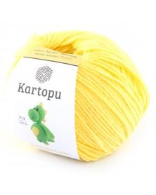 Włóczka Amigurumi kolor 330  żółty