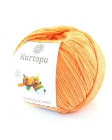 Włóczka Amigurumi kolor 1250 pomarańczowy