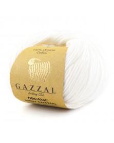Włóczka Organic Baby Cotton 415 biały