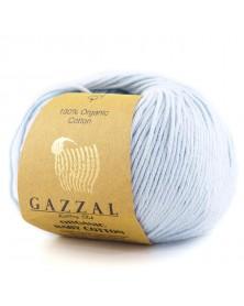 Włóczka Organic Baby Cotton 417 błękitny