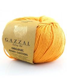 Włóczka Organic Baby Cotton 418 pomarańczowy