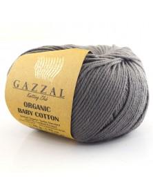 Włóczka Organic Baby Cotton 435 szary