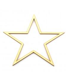 Łapacz snów gwiazda 17 cm