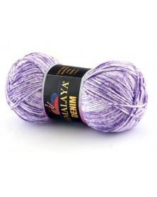 Włóczka Denim kolor fiolet 20