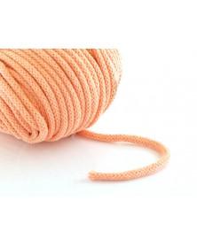 Sznurek bawełniany 5 mm łosoś