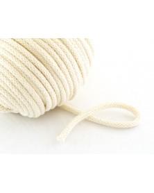 Sznurek bawełniany 5 mm ecru