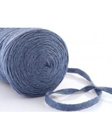 Ribbon kolor jeansowy 761
