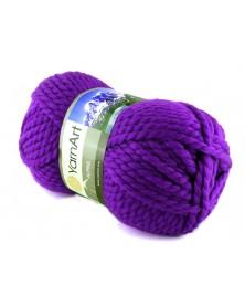 Włóczka Alpine Yarn Art kolor fiolet 338