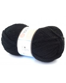Włóczka Alpine Maxi kolor 661 czarny