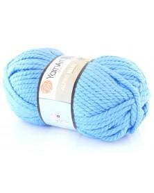Włóczka Alpine Maxi kolor 668 niebieski