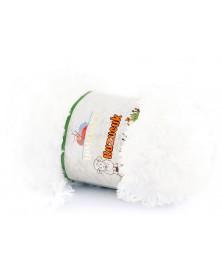 Włóczka Kuzucuk kolor 601 biały