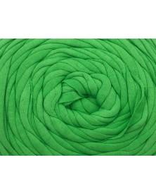 Włóczka Cotton Spaghetti kolor soczysta zieleń