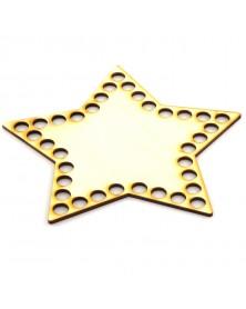 Baza koszyka gwiazda 17 cm