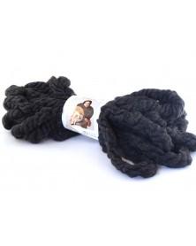 Włóczka Marine kolor czarny 5512