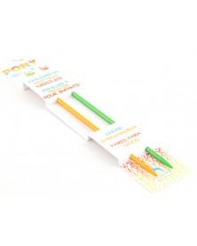 Druty proste dla dzieci 4 mm