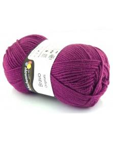 Włóczka Bravo kolor fiolet 8307