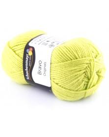 Włóczka Bravo kolor pistacja 8325