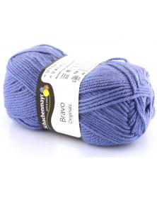 Włóczka Bravo kolor niebieski 8344