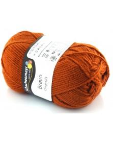 Włóczka Bravo kolor rudy 8371