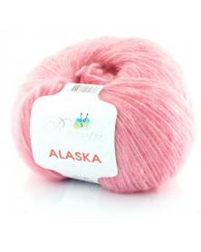 Włóczka Alaska kolor 05 róż