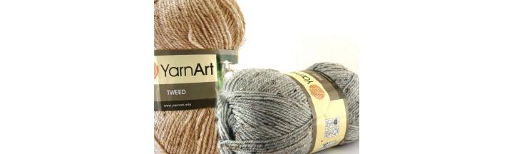 Włóczka Tweed  Yarn Art