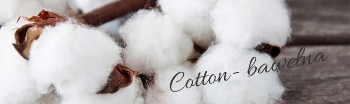 Włóczka bawełna 100% i mieszanki