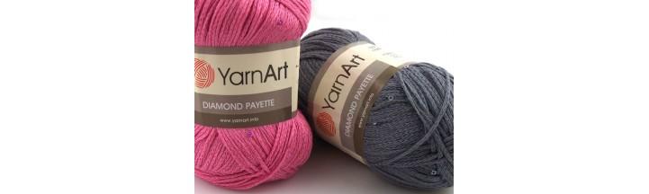 Włóczka Diamond Payette Yarn Art