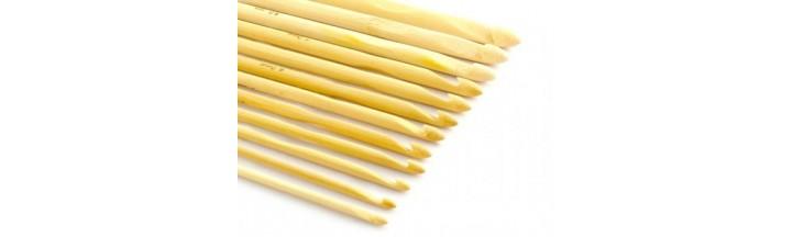 Szydełka Bambusowe